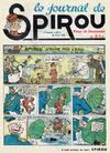 Cover for Le Journal de Spirou (Dupuis, 1938 series) #2/1938