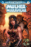 Cover for Mulher-Maravilha (Panini Brasil, 2017 series) #2