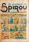 Cover for Le Journal de Spirou (Dupuis, 1938 series) #18/1938