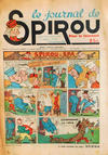 Cover for Le Journal de Spirou (Dupuis, 1938 series) #23/1938