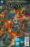 Cover for Batman: Arkham Knight (DC, 2015 series) #12
