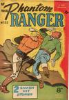 Cover for The Phantom Ranger (Frew Publications, 1948 series) #25