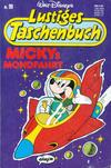 Cover for Lustiges Taschenbuch (Egmont Ehapa, 1967 series) #90 - Mickys Mondfahrt [6.50 DEM]
