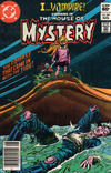 Cover for House of Mystery (DC, 1951 series) #307 [Newsstand]
