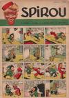 Cover for Spirou (Dupuis, 1947 series) #468
