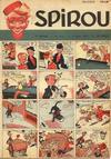 Cover for Spirou (Dupuis, 1947 series) #473