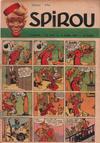 Cover for Spirou (Dupuis, 1947 series) #464