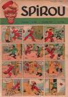 Cover for Spirou (Dupuis, 1947 series) #466