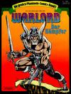 Cover for Die großen Phantastic-Comics (Egmont Ehapa, 1980 series) #1 - Warlord - Der Kämpfer [5.00 DM]