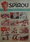 Cover for Spirou (Dupuis, 1947 series) #562