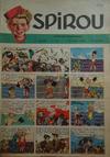 Cover for Spirou (Dupuis, 1947 series) #564