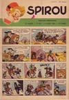 Cover for Spirou (Dupuis, 1947 series) #621