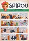 Cover for Spirou (Dupuis, 1947 series) #584