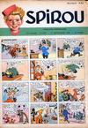 Cover for Spirou (Dupuis, 1947 series) #594