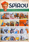 Cover for Spirou (Dupuis, 1947 series) #588