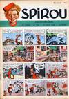 Cover for Spirou (Dupuis, 1947 series) #592