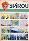 Cover for Spirou (Dupuis, 1947 series) #600