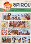 Cover for Spirou (Dupuis, 1947 series) #605