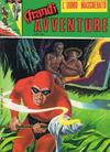 Cover for Serie grandi avventure - l'Uomo Mascherato [Avventure americane] (Edizioni Fratelli Spada, 1970 series) #206