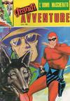 Cover for Serie grandi avventure - l'Uomo Mascherato [Avventure americane] (Edizioni Fratelli Spada, 1970 series) #201