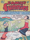 Cover for Family Funnies (Associated Newspapers, 1953 series) #18