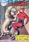 Cover for L'Uomo Mascherato [Avventure americane] (Edizioni Fratelli Spada, 1962 series) #52