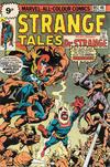 Cover for Strange Tales (Marvel, 1973 series) #185 [British]
