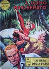 Cover for L'Uomo Mascherato [Avventure americane] (Edizioni Fratelli Spada, 1962 series) #55