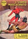 Cover for L'Uomo Mascherato [Avventure americane] (Edizioni Fratelli Spada, 1962 series) #51