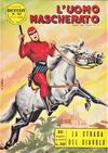 Cover for L'Uomo Mascherato [Avventure americane] (Edizioni Fratelli Spada, 1962 series) #50