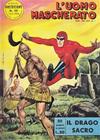 Cover for L'Uomo Mascherato [Avventure americane] (Edizioni Fratelli Spada, 1962 series) #58