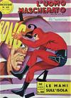 Cover for L'Uomo Mascherato [Avventure americane] (Edizioni Fratelli Spada, 1962 series) #60