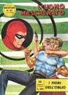 Cover for L'Uomo Mascherato [Avventure americane] (Edizioni Fratelli Spada, 1962 series) #63