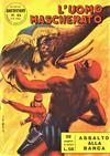 Cover for L'Uomo Mascherato [Avventure americane] (Edizioni Fratelli Spada, 1962 series) #42