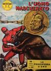 Cover for L'Uomo Mascherato [Avventure americane] (Edizioni Fratelli Spada, 1962 series) #41