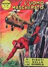 Cover for L'Uomo Mascherato [Avventure americane] (Edizioni Fratelli Spada, 1962 series) #39