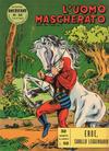 Cover for L'Uomo Mascherato [Avventure americane] (Edizioni Fratelli Spada, 1962 series) #34