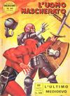 Cover for L'Uomo Mascherato [Avventure americane] (Edizioni Fratelli Spada, 1962 series) #40