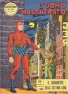 Cover for L'Uomo Mascherato [Avventure americane] (Edizioni Fratelli Spada, 1962 series) #32