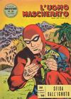 Cover for L'Uomo Mascherato [Avventure americane] (Edizioni Fratelli Spada, 1962 series) #31
