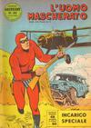 Cover for L'Uomo Mascherato [Avventure americane] (Edizioni Fratelli Spada, 1962 series) #30