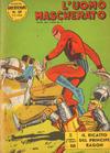 Cover for L'Uomo Mascherato [Avventure americane] (Edizioni Fratelli Spada, 1962 series) #29