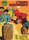 Cover for L'Uomo Mascherato [Avventure americane] (Edizioni Fratelli Spada, 1962 series) #27