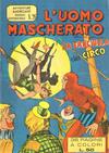 Cover for L'Uomo Mascherato [Avventure americane] (Edizioni Fratelli Spada, 1962 series) #26