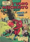 Cover for L'Uomo Mascherato [Avventure americane] (Edizioni Fratelli Spada, 1962 series) #23