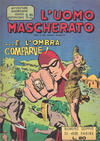 Cover for L'Uomo Mascherato [Avventure americane] (Edizioni Fratelli Spada, 1962 series) #22