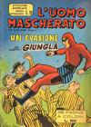 Cover for L'Uomo Mascherato [Avventure americane] (Edizioni Fratelli Spada, 1962 series) #20