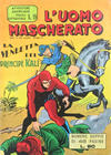 Cover for L'Uomo Mascherato [Avventure americane] (Edizioni Fratelli Spada, 1962 series) #19