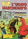 Cover for L'Uomo Mascherato [Avventure americane] (Edizioni Fratelli Spada, 1962 series) #18
