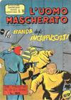 Cover for L'Uomo Mascherato [Avventure americane] (Edizioni Fratelli Spada, 1962 series) #16